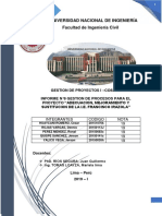 GESTION DE PROYECTOS EN LA CONSTRUCCION