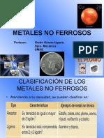 CAP I Metales No Ferrosos FINAL