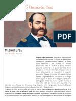 Historiaperuana Pe Biografia Miguel Grau Seminario
