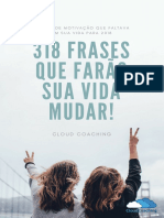 Cloud Coaching eBook 318 Frases Inspiradoras HD