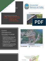 Central Hidroeléctrica Pescadero-Ituangoo