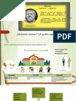 2Charla Taller Gobierno Escolar LibrosReglam ColegiosPrivados SED AdaptadoClarenaQuant