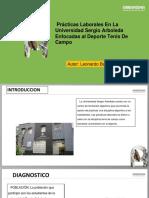 Diapositivas Para Prsentación Informe Final Pasantía