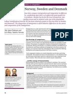 Silje v. Pettersen - Immigrants in Norway, Sweden and Denmark (2013, Paper)