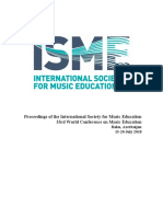 2018 Isme Conference Proceedings Peter Douskalis