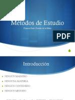 Intro Metodos Sab2019
