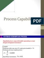 Capability Process