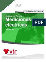 Teorias de Mediciones Electricas