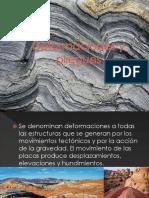 Geologia y Muestreo