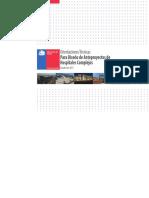 Orient. Técnicas Anteproyecto Arquitectura Hospitales MINSAL 2017