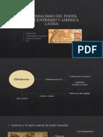 Colonialidad Del Poder, Eurocentrismo y América Latina