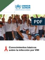conocimiento básico sobre la infección por VIH