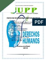Trabajo Monográfico de Derechos Humanos Karlita Pozo