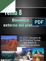 Dinamica Externa Tierra