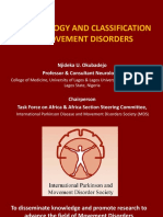 Okubadeja N - Epidemiology and Classification of Movement Disorders