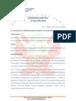 Ordenanza Municipal Pdc
