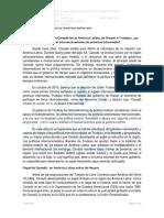 Resumen La Política Exterior de Canadá Hacia América Latina