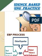 182957640 Evidence Based Nursing Practice Ppt Pptx