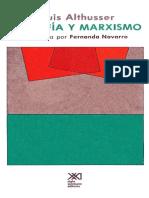 Althusser Louis-Filosofia y Marxismo.pdf