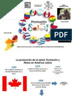 Promocion de La Salud en Latinoamerica