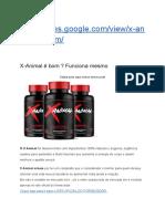 → X-Animal é bom ? Funciona mesmo ? 【NÃO COMPRE ANTES DE VER ISSO】