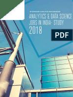 Edvancer AIM Data Science Jobs Study 2018