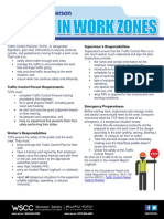 WSCC Safety Bulletin - Traffic Control Person Final