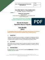 Guia Apirantes Nuevos Pregrado Medellin 2019 2