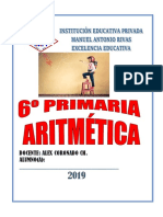 Aritmetica 6to p 2019