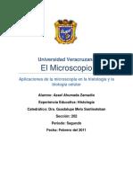 49468222 Ensayo de Microscopio