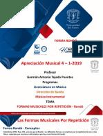 RONDÓ - Formas Musicales Por Repetición