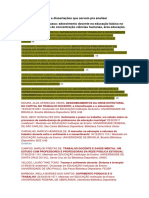 Teses e Dissertações Que Servem Pra Analisar