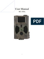 HC-350A User Manual