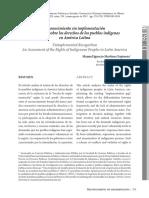Direitos Pueblos Indigenas
