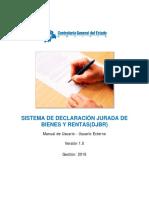 Manual DJBR Externo