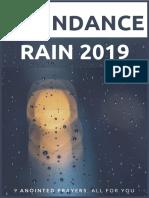 Abundance Rain