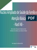 Nasf Porto Alegre