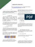 243684765 Informe Amplificador BJT Docx
