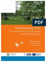 UrbSpace Project - Methodology Plan (2011, Guide)