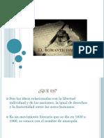Romanticismo y Mod. Unidad 3 Segundo Año - Copia