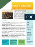 st saviours newsletter - 23 june 2019 - corpus christi