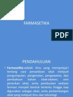 FARMASETIKA