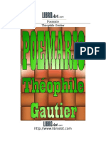 Gautier Theophile - Poemario [doc].DOC