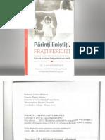 Laura Markham -Parinti Linistiti, Frati Fericiti