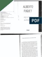 Fuguet - Apuntes autistas