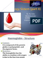 Hematology Sistem (Part II)