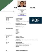 Curriculum 2014 Actualizado