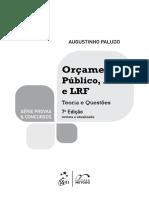 Material suplementar - Orçamento público-Caderno de Questões-2017.pdf