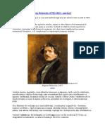 Delacroix & Ingres