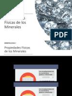 Propiedades Opticas de Los Minerales